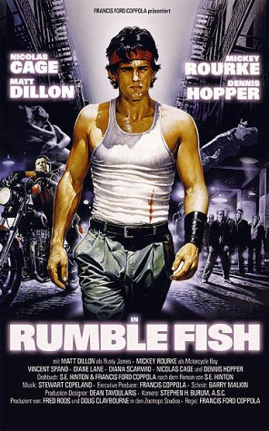 Rumble Fish [VHS]