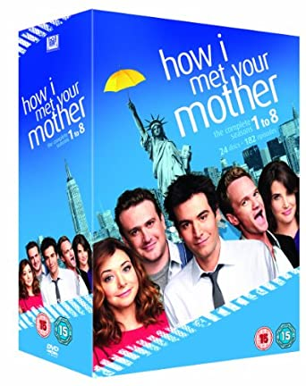 How I Met Your Mother DVD Set