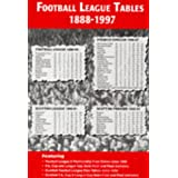 Football League Tables: 1888-1997by Michael Robinson
