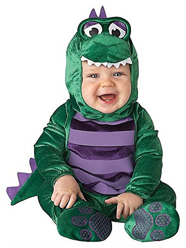 Dinky Dino Costume - Infant Large