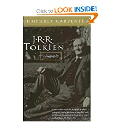 J.R.R. Tolkien: A Biography by Humphrey Carpenter and J.R.R. Tolkien