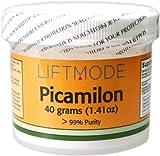 Picamilon (sodium salt) - 40 Grams (1.41 Oz) - 98+% Pure - FBLM