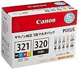 Canon インクタンク BCI-321(BK/C/M/Y)+BCI-320 マルチパック ランキングお取り寄せ