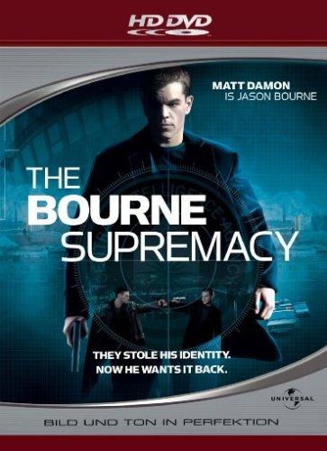 Die Bourne Verschwörung [HD DVD]