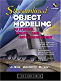Streamlined Object Modeling: Patterns, Rules, and Implementation (Coad Series)