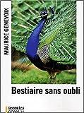 echange, troc Maurice Genevoix - Bestiaire sans oubli [ édition en gros caractères]