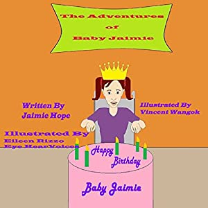 Happy Birthday Baby Jaimie Audiobook
