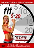 Fit in 5 to 20 Minutes - Bingo Wings Blaster [DVD]