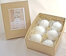 Cottage Lane Luxury Fizzy Bath Bomb Gift Set