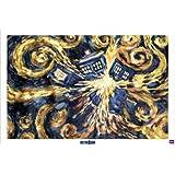 Doctor Who Exploding Tardis TV Maxi Poster Print - 61x91 cm