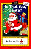 Is That You, Santa?: A Picture Reader (All Aboard Reading Picture Book)