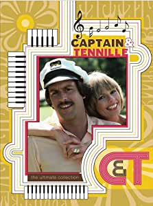 The Captain & Tennille - Ultimate Collection (3 DVD Set)