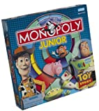 MONOPOLY JUNIOR TOY STORY 3 AND BEYOND
