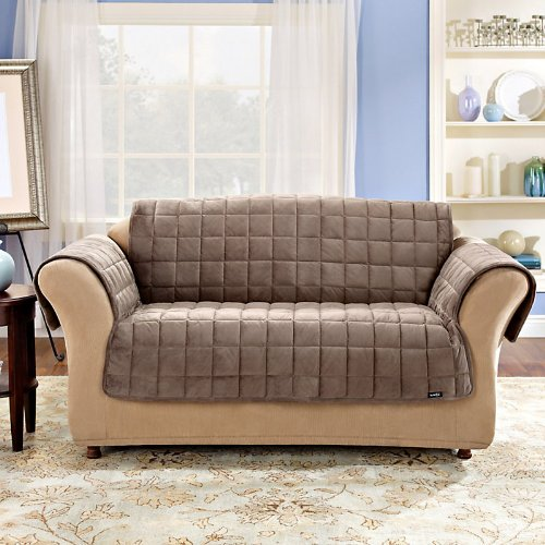 Phenomenal Deluxe Pet Comfort Cover Sofa Sable Improvements Lee M Ocoug Best Dining Table And Chair Ideas Images Ocougorg