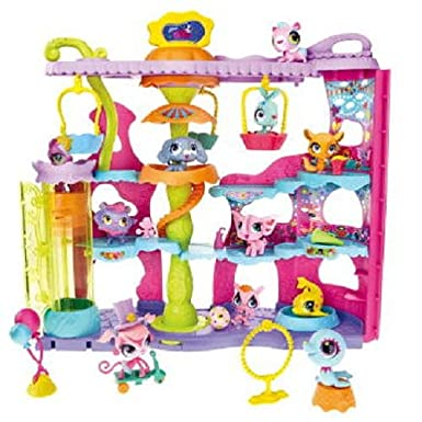 Littlest Pet Shop Circus Playset Includes Exclusive Seal #2848