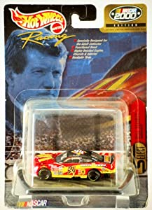 1999 - Mattel / NASCAR 2000 Edition - Hot Wheels Racing - Select / Bill Elliott #94 - McDonald's / Ford Taurus - Hood Opens - MOC - 1:64 Scale Die Cast - 1 of 24,998 Run - New - Out of Production - Limited Edition - Collectible