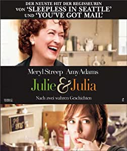 Amazon.com - Julie and Julia Movie Poster (11 x 17 Inches ...