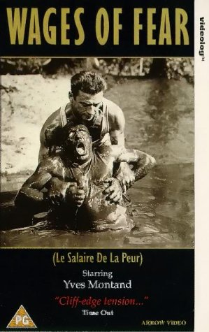 The Wages of Fear [VHS] [UK Import]