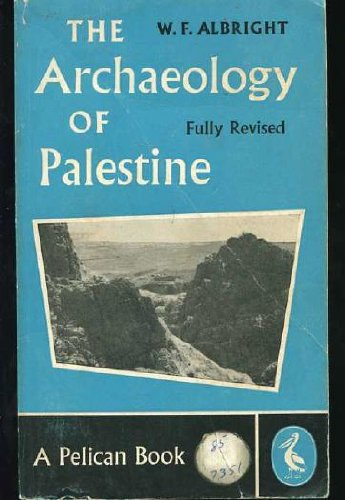 Image for The Archaeology of Palestine