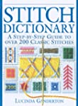 Stitch Dictionary: A Step-by-Step Gui...