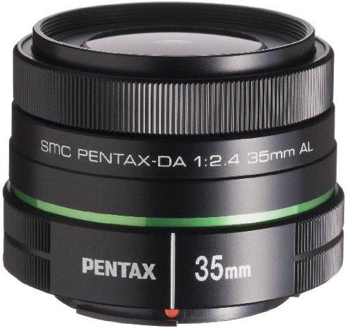 PENTAX 標準単焦点レンズ DA35mmF2.4AL ブラック Kマウント APS-Cサイズ 21987