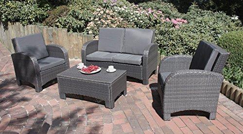Gartenmöbel Sitzgruppe Gartenlounge Loungeset Rattanmöbel Möbel Loungegruppe günstig bestellen