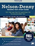 Nelson-Denny Reading Test Study Guide: Test Prep and Practice Questions for the Nelson-Denny Test
