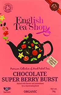 English Tea Shop - Chocolate Super Berry Burst - 30g (Pack of 3)