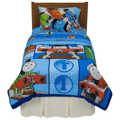 Thomas The Train Twin Bed In A Bag