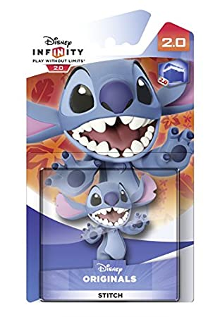 Disney Infinity 2.0 Stitch Figure (Xbox One/360/PS4/Nintendo Wii U/PS3)