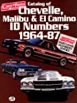 Catalog of Chevelle, Malibu & El Cami...