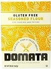 Domata Living Flour Seasoned 20-Ounce