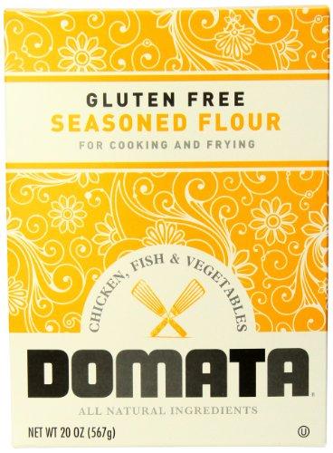 Domata Living Flour Seasoned, 20-Ounce
