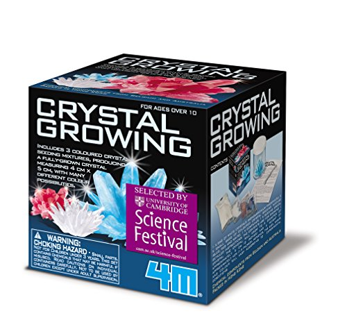 4M Crystal Growing Kit (Build N Grow compare prices)