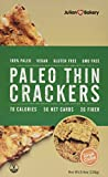 Paleo Thin Crackers (Low Carb -Gluten Free) Net Wt 8.4 oz (238g)