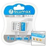 Blumax 3.7 V/720 mAh Li-Ion Battery for Konika Minolta NP-900/Olympus Li-80B fits Konika Minolta E40/E50/Olympus T-100/T-110/X-36