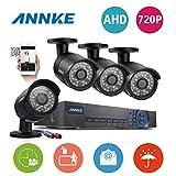 ANNKE New AHD 4CH 720P DVR Video