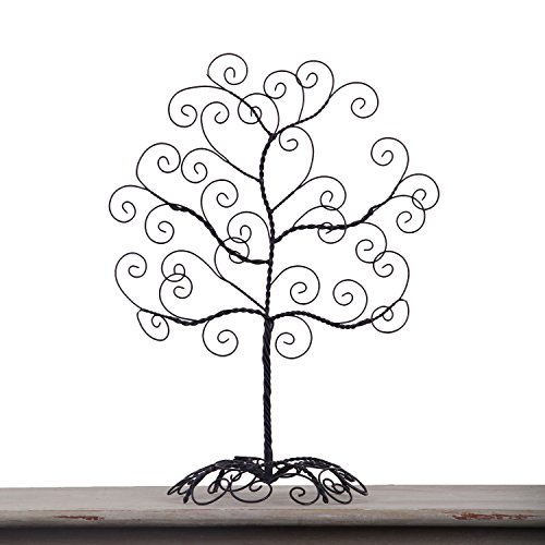 Adeco Twisted Iron Tree Picture/ Photo/ Ornament/ card Holde