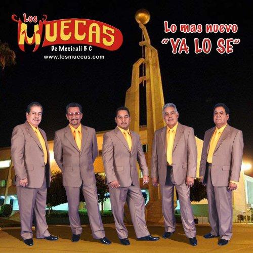 LOS MUECAS YA LO SE CD Cover