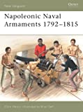 Napoleonic Naval Armaments 1792-1815 (New Vanguard)