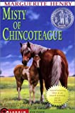 Misty of Chincoteague (0689862245) by Marguerite Henry