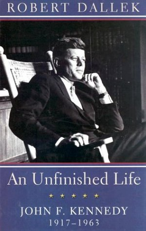 An Unfinished Life: John F. Kennedy 1917-1963 [Large Print]