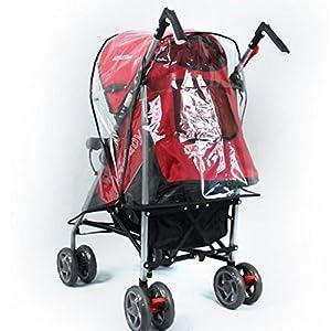 Universal Protector para Cochecito para Proteger de Lluvia para Bebé de Genérico - BebeHogar.com
