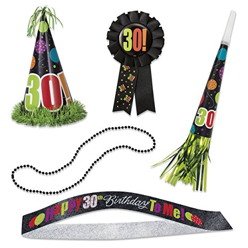 30th Birthday Cheer Party Pack