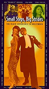 Small Steps Big Strides: The Black Experience in Hollywood [VHS]