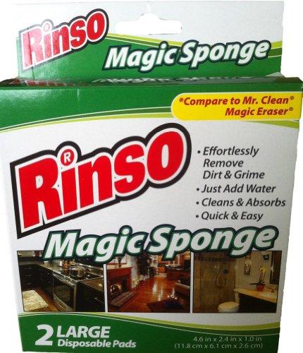 Rinso Magic Sponge
