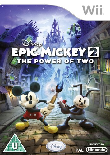 Disney Epic Mickey 2 - The Power of Two (Wii)