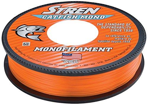 Stren Catfish Monofilament Fishing Line, Fluorescent Orange, 200-Yard/30-Pound (Fluorescent Fishing Line compare prices)