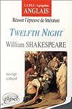 echange, troc Maurice Abiteboul, Henri Suhamy - Twelfth Night, de William Shakespeare