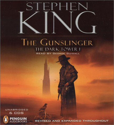 Stephen King: The Gunslinger (The Dark Tower, Book 1, audio)